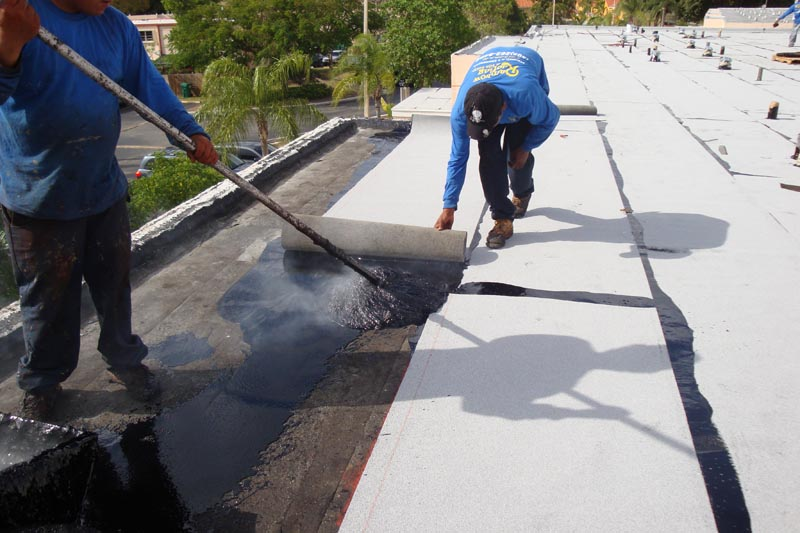 Miami Commercial Roofing Rainbow Roofing
