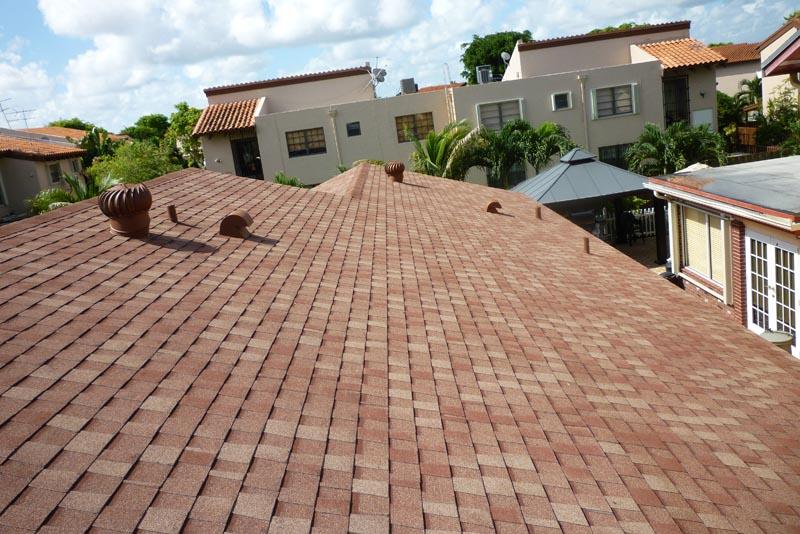 Miami Shingles Rainbow Roofing