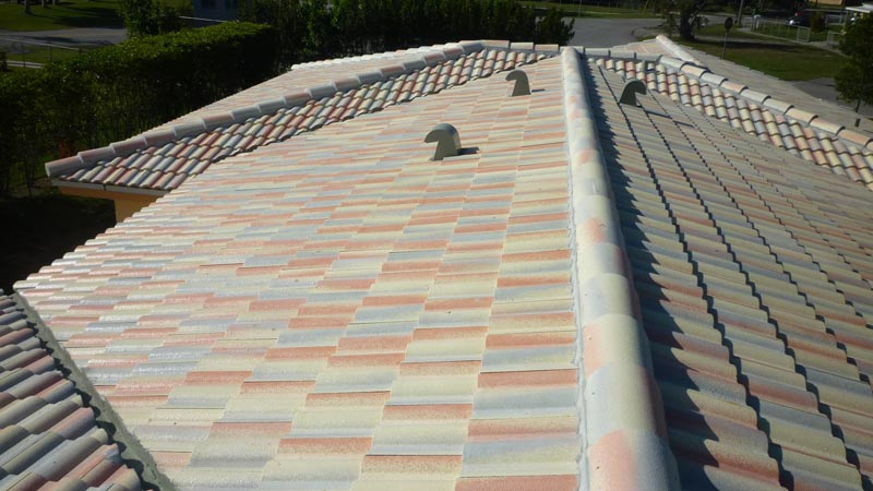 Miami Tile Roofing Rainbow Roofing