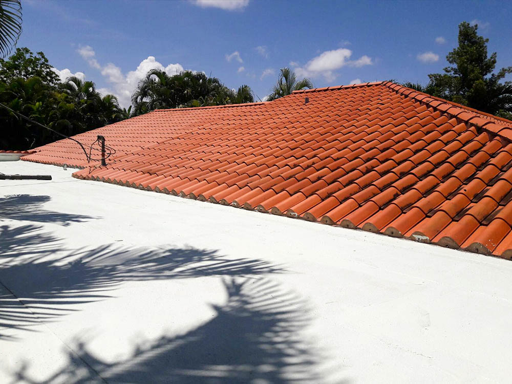 Tile Roofs Rainbow Roofing Master